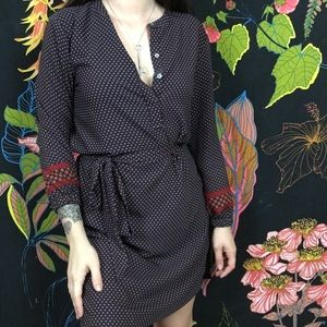 LOFT / Boho style dress